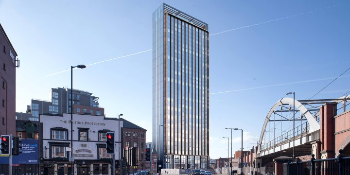 10-12 Whitworth Street, Manchester