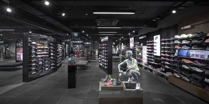 JD Sports Flagship Store Trafford Centre, Manchester
