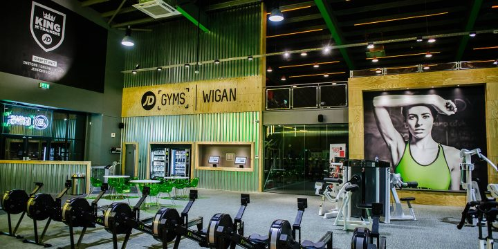 JD Gyms, Wigan