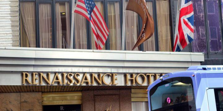Renaissance Hotel, Deansgate Manchester