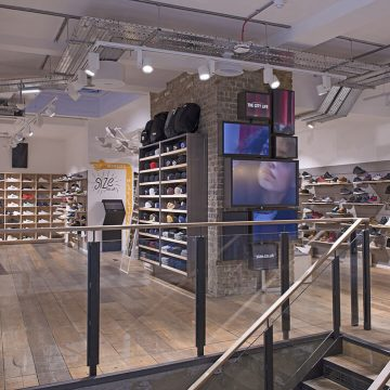 Newly refurbished Size opens in Carnaby Street, London