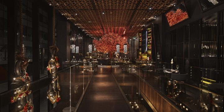 Tattu Restaurant & Bar, Manchester