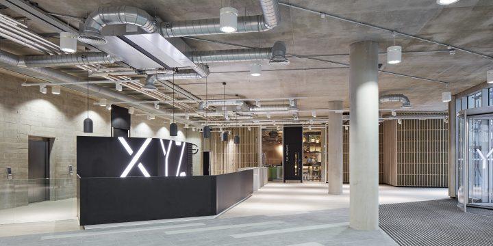 Hipness on a Budget!  XYZ Building Manchester