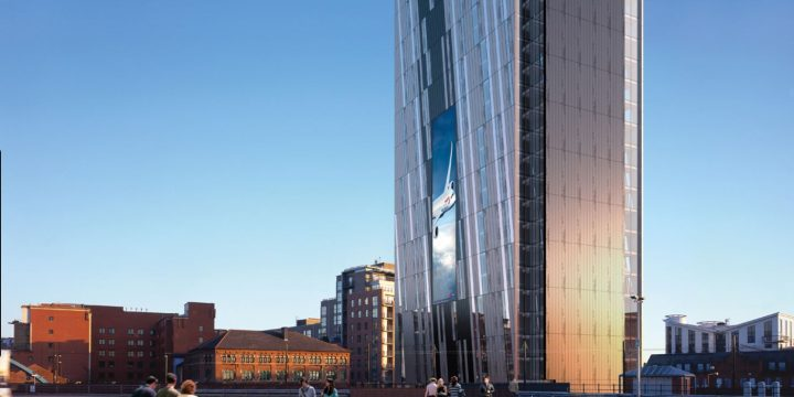 Axis Tower, Manchester
