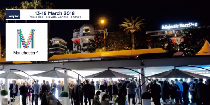 Marketing@Manchester kicks off at MIPIM UK this week -  13 - 16 March 2018!