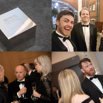 RoC in attendance at the BCO Awards 2018!