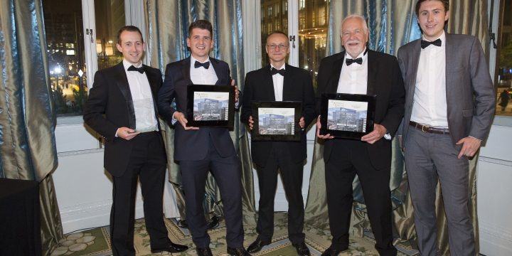 RoC Award Winning Structural Team