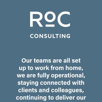 RoC is doing
