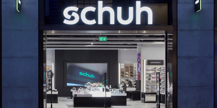 SCHUH, Oxford Street London