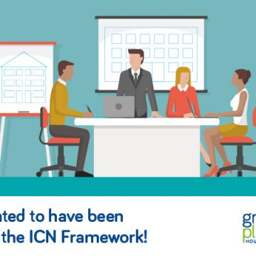 RoC wins a place on the ICN Great Places Housing Group Framework
